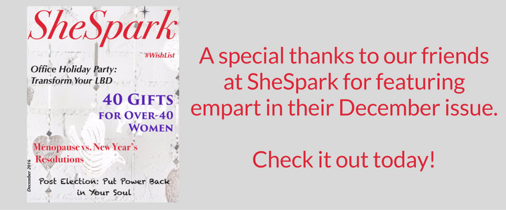 SheSpark December Issue